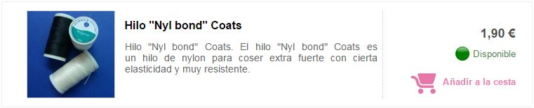 hilo nyl bond coats